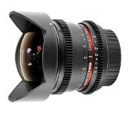 Samyang 8mm T3.8 VDSLR UMC Fish-eye CS II (Pentax K)
