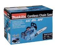 Makita DUC256Z 2 x 18 volt Tophandle Kettingzaag 25 cm excl. accu's en lader