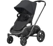 Quinny Hubb Mono Kinderwagen - Black on Black
