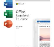 Microsoft Office Home&Student 2019 French 79G05152