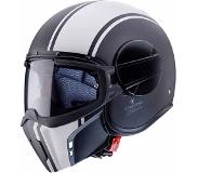 Caberg Ghost Legend Helm Zwart Wit