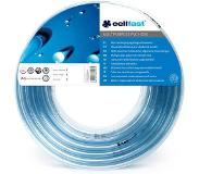 Cellfast Universele slang transparant PVC 6,0 x 1,0 mm, 50 m lang