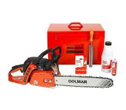 Dolmar Kettingzaag set PS-420 SC-38X -Benzine - 380mm - 42,4 cc - 2.2KW