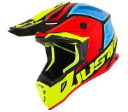 JUST1 Helmet J38 Blade Black-Yellow-Red-Blue Helmet 60-L