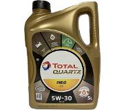 Total Quartz Ineo 5W30 ECS - 5L