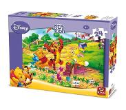 King international King Legpuzzel Winnie The Pooh 24 Stukjes