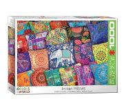 Eurographics Indian Pillows Puzzel (1000 stukjes)