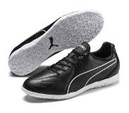 Puma KING Hero IT Turfschoenen - Puma Black-Puma White - Maat 46