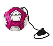 Sportec iCoach mini trainingsbal 2.0 roze
