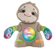 Fisher-Price Fisher Price Linkimals Lenige Luiaard - Franstalig