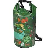 The zoo - sporttas, SPORTS-BAG, Tropical print