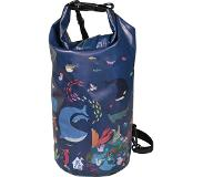 The zoo - sporttas, SPORTS-BAG, Ocean print