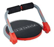 Relaxdays buikspiertrainer - 6 in 1 core trainer - multifunctioneel trainingsapparaat