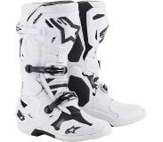 Alpinestars Crosslaarzen Tech 10 White-48 (EU)
