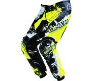 O'Neal Element Pants Shocker Black/Neon Yellow-30