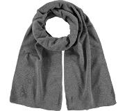 Barts Fleece Shawl Unisex - Heather Grey - One Size