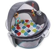 Fisher-Price Fisher Price On The Go Baby Dome junior 80 cm grijs