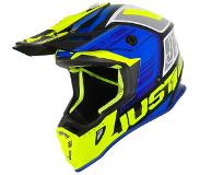 JUST1 Helmet J38 Blade Blue-Yellow Fluor-Black 62-XL
