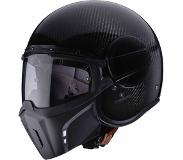 Caberg Ghost Carbon Helm Zwart