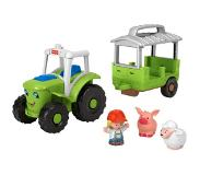 Fisher-Price Fisher Price Little People Dierenliefde Trekker