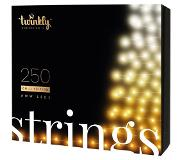 Twinkly kerstverlichting 250 lampjes AWW Gold Edition