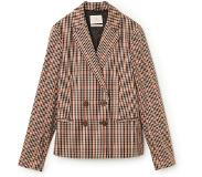 Scotch & Soda Blazer met ruitpatroon