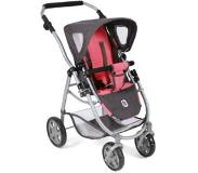 Bayer CHIC 2000 3 in 1 Combi EMOTION ALL IN Melange antraciet-roze