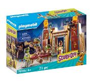 Playmobil Scooby doo In Egypte (70365)