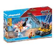 Playmobil 70442 Kabelgraafmachine