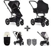 Easywalker Limited Edition Kinderwagen Harvey² All Terrain Peak Black + Gratis hoogte-adapters