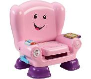 Fisher-Price De Fisher-Price Lach & Leer Slimme Etappes Stoel - Rose