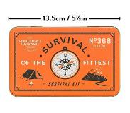Gentlemen's Hardware Survival Kit - Oranje