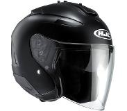HJC IS-33 II Motorcycle Helmet - Matt Black - XL