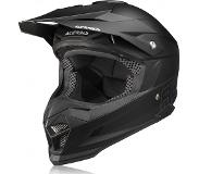 Acerbis Profile 4 MX Motor Helmet - Matt Black - XL