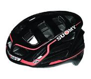 Suomy Gun Wind S-Line Black/Red Helmet