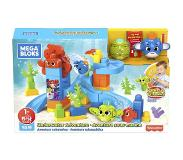 Fisher-Price Fisher Price Mega Bloks - Peek a Block Onderwater Avontuur Bouwset