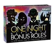 Bezier Games One Night Ultimate Bonus Roles