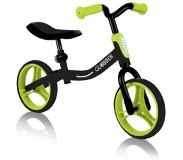 Globber loopfiets Go Bike Black groen