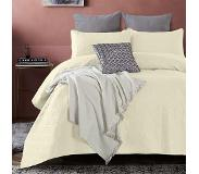 Dreamhouse Bedding Bedsprei - Baltimore - Creme 180 x 250 + 1