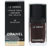 Chanel Le Vernis Nail Polish 18 Rouge Noir 13 ml
