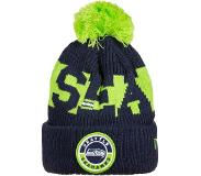 New Era Muts 'NFL Seattle Seahawks Cold Weather Sport Knit'
