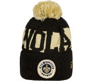 New Era Muts 'NFL New Orleans Saints Cold Weather Sport Knit'
