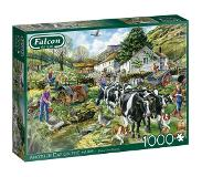 Jumbo - Another Day on the Farm Puzzel (1000 stukjes)