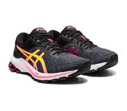 Asics GT-1000 10 Shoes Women, black/hot pink 2021 US 7 | EU 38 Road Hardloopschoenen