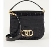 Ralph Lauren Addie Small crossbodytas van leer