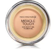 Max Factor Warm Almond Miracle Touch Foundation 11.5 g