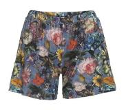 Essenza Trousers Essenza Natalie Famke Short Moonlight Blue-XS