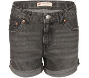 Levi's Short Lvg Girlfriend y - Denim / Blauw/Grijs - Maten: 10, 12, 14, 16
