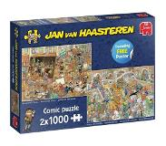 Jumbo JvH A Trip to the Museum (without gift) 2x1000pcs