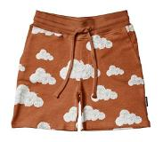 Snurk Shorts SNURK Kids Cloud 9 Rusty Brown-Maat 116